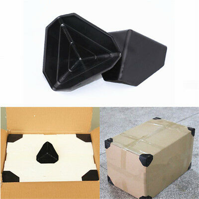 Plastic Corner Edge Cover Protector for Packing Shipping Parcel Courier Box