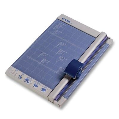 "CARL Professional 12"" Rotary Paper Trimmer - 1 x Blade(s)Cuts 10Sheet - 12""..."