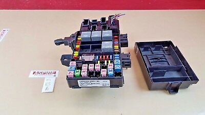 2007 2008 Ford F150 Interior Dash Fusebox Fuse Box Relay Unit 7L3T-14A067-Ea Oem