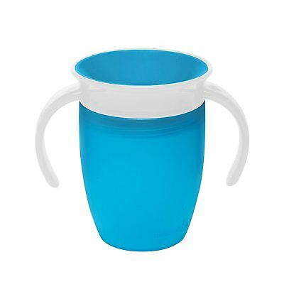 Munchkin Miracle 360 Degree Trainer Cup 7 oz/207 ml Blue