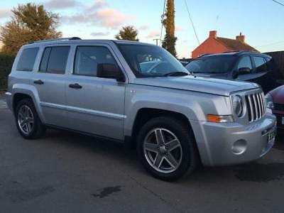 jeep patriot low mileage full service history 3 owners. Black Bedroom Furniture Sets. Home Design Ideas
