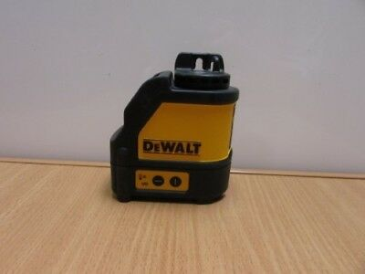 Brand New Dewalt Dw088 Red Cross Line Laser Bare Unit
