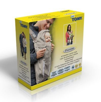 Tomy Freestyle All Weather Carrier Cover Infant New Born Child