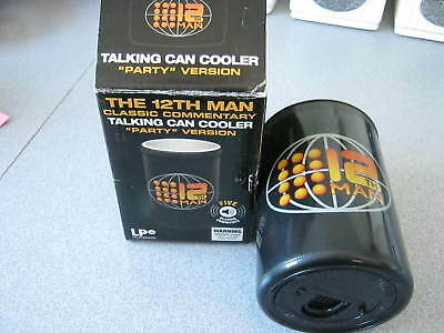 """Talking Can Cooler """"party"""" Version ( Collectible )"""