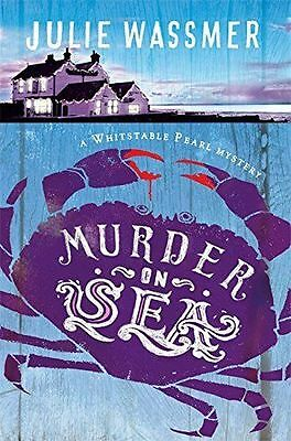 Murder-On-Sea by Julie Wassmer (Hardback, 2015)