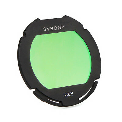 Canon EOS Clip Broadband CLS Filters City Light Suppression for CCD Camera &DSLR