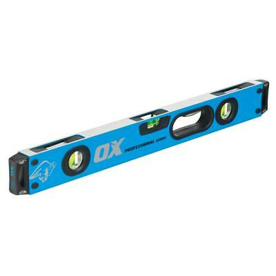 Ox Tools Pro Heavy Duty Spirit Level 600mm OX-P024406