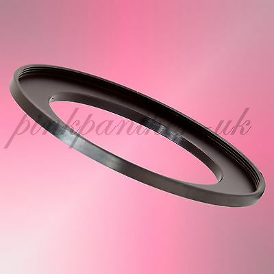 46mm-62mm 46mm to 62mm 46-62 mm Filter Ring Adapter - Step Up / Stepping from UK