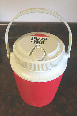 Vintage GOTT Pizza Hut Half Gallon Thermos 1502- Excellent Condition!
