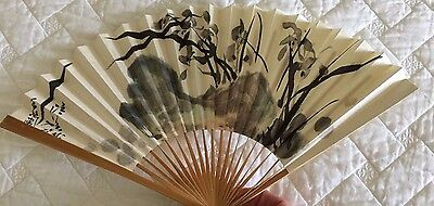 Chinese Folding Paper Hand Fans