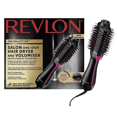 Revlon Salon One Step Lightweight Hair Dryer & Volumiser Styling Brush RVDR5222