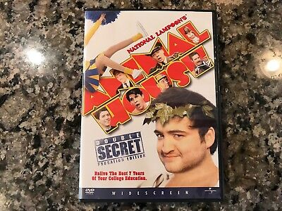 Animal House DVD! 1978 Comedy! See The Blues Brothers Up The Creek Sorority Boys