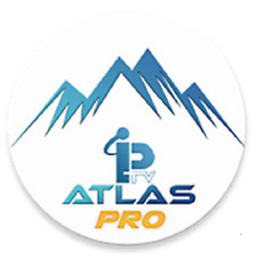 Atlas Pro TV 12mois Smart IPTV Tout Support Android 3000 Chaines+VOD+Serie