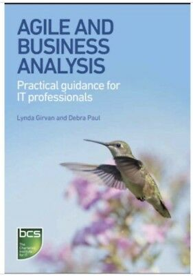 (PDF) Agile Business Analysis Practical Guidance For IT Professionals