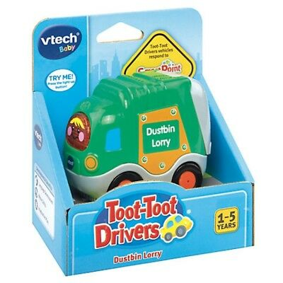 New Vtech Baby Toot Toot Drivers Dustbin Lorry 187703