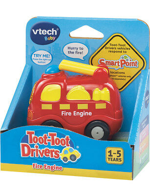 New Vtech Baby Toot Toot Drivers Fire Engine 119803