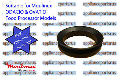 Moulinex Food Processor Bowl Seal - Part MS0698381 - NEW - GENUINE - IN STOCK