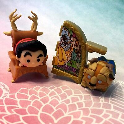 Disney Tsum Tsum Blind Mystery Bag Stack Pack Gaston and Beast
