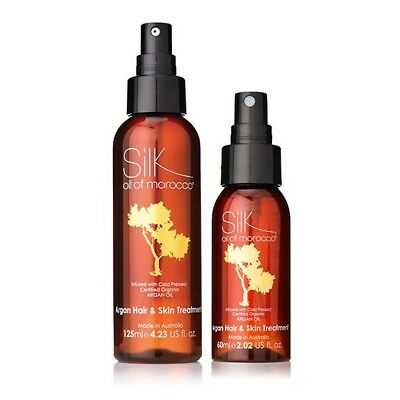 Silk Oil of Morocco Hair & Skin Treatment! Brand New!