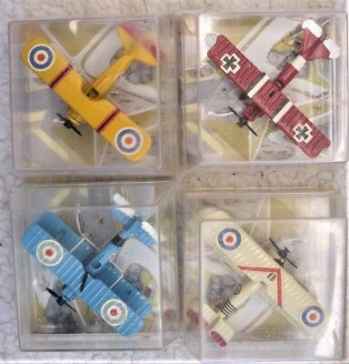 Vintaage Collection WW1 Fighter Aircraft from Spanish Maker PlayMe Mint Boxed