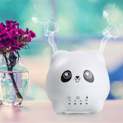 AU Stock Ultrasonic Humidifier 300ML Essential Oil Aroma Diffuser 7 Colors Light