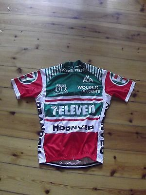 1ac68a775 BRAND NEW TEAM 7-eleven Cycling jersey andy hampsten -  30.01