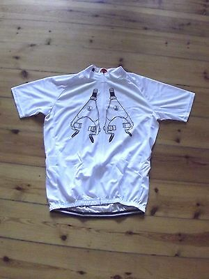 Brand New Team Le Jeune Jobo Campagnolo Cycling jersey Record