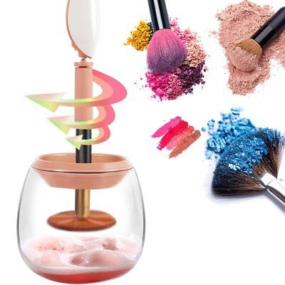 Electric Makeup Brushes Cleaner, fiveaccy Professional Brushes Cleaner and Dryer
