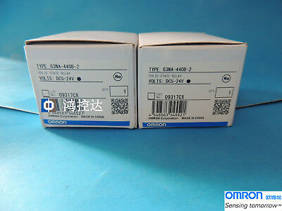 1PC NEW OMRON G3NA-440B-2 Solid State Relays