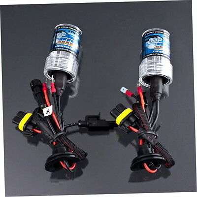 2X HID Xenon Car Auto Headlight Light Lamp Bulb Bulbs H7 6000K 12V 35W 3000LM #L