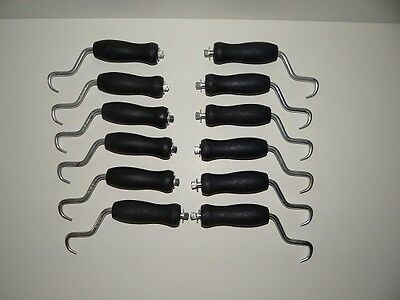 Rebar Tie Wire Twister - 12 pc pack w/sure grip handle- Free Shipping