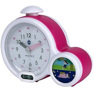 Claessens' Kids Kid'Sleep My First Alarm Clock And Trainer, Pink