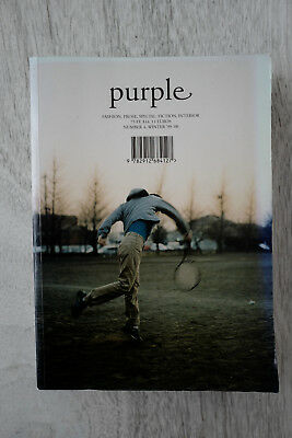 PURPLE FASHION Magazine; Vol.1, number 4 (WINTER '99-'00)