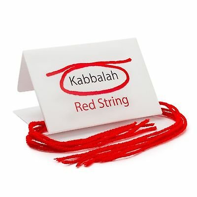 10x Kabbalah Red String Bracelet Lucky Charm Evil Eye Protection from Israel