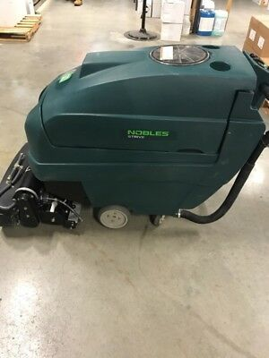 2010 Nobles Strive Dual Technology Carpet Extractor***great Condition!!