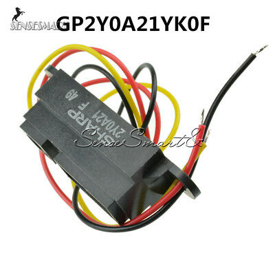 GP2Y0A21YK0F Sharp Distanz-sensor Distance+Kabel 10-80cm