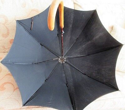 """VINTAGE OR ANTIQUE UMBRELLA by KENDALL """"CHIC"""""""