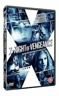 X : Night of Vengeance (DVD)