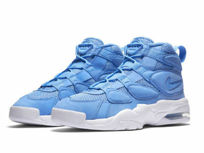 840bbfe0a5df NIKE AIR MAX2 Uptempo  94 As Qs Mens Basketball Shoes University Blue  922931 400 -  101.99