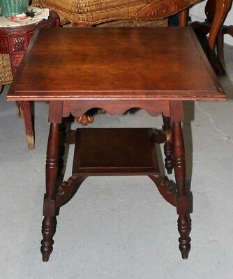 Antique Arts & Crafts Style Center Table