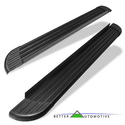 For 2014-2019 Toyota Highlander Value Aluminum Running Board Side Step Nerf Bar