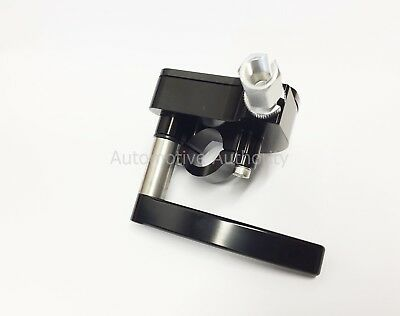 Black Thumb Lever Control Throttle Housing Assembly For Banshee Blaster Honda