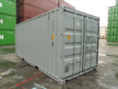 20' One Trip Houston Shipping Container Box Storage Reprocessing Cargo