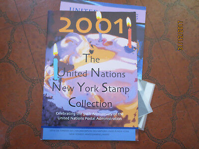 No--1 -2001 AUST;  POST  ISSUED  SPECIAL  ISSUE  BOOK-LET  WITH  MINT  STAMPS