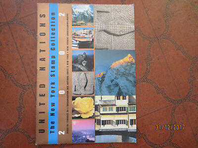 No--1 -2002 AUST;  POST  ISSUED  SPECIAL  ISSUE  BOOK-LET  WITH  MINT  STAMPS