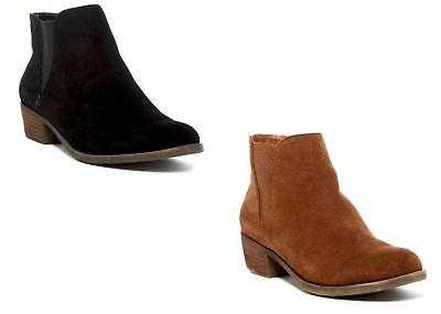ea1fad05b KENSIE GARRY WOMEN'S Suede Ankle Boots Variety On Size & Color ...