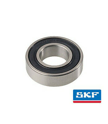 SKF 6206-2RS2 Deep Grove Rubber Sealed Ball Bearing 3110015485189 13045 Lot 2