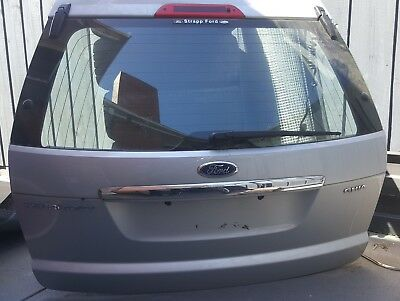 2007 Ford Territory Ghia  Rear Tailgate Door Complete With All Electrics  Sx Sy