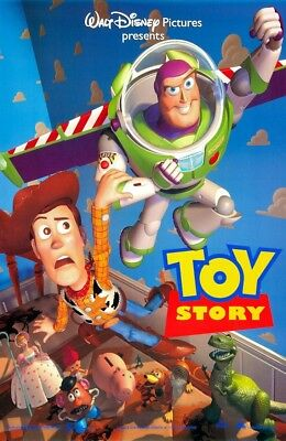 "Toy Story ( 11"" x 17"" ) Movie  Collector's  Poster Print ( T2 ) - B2G1F"