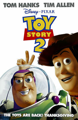 "Toy Story 2 ( 11"" x 17"" ) Movie  Collector's Poster Print (T1) - ( - B2G1F"